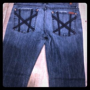 7 for all mankind Jeans size 31